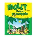 Book for children - healthy foods - Molly Finds a Pineapple