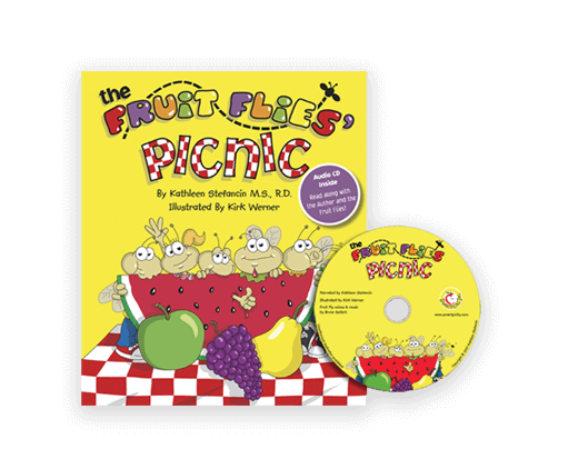 fruit flies picnic book