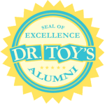 Seal of Excellence Dr Toys Academy - educational toys