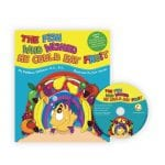 The Fish Who Wished He Could Eat Fruit - Healthy Food Choice Childrens Book and Audio CD